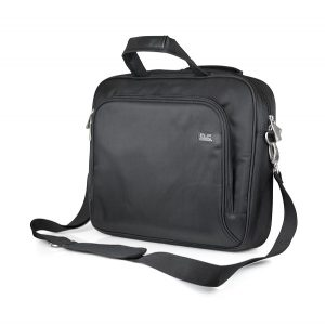Maletín Klip Xtreme KNC-025 para laptop de 15.6'' Color Negro