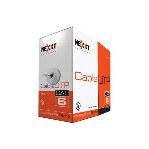 Cable UTP CAT6 Color Azul - Nexxt
