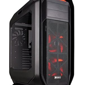 Case Corsair Graphite Series 780T Gris Sin Fuente
