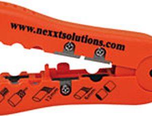 Pinza Cortadora y Peladora de Cables Nexxt