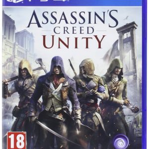 Videojuego Assassin's creed unity PS4