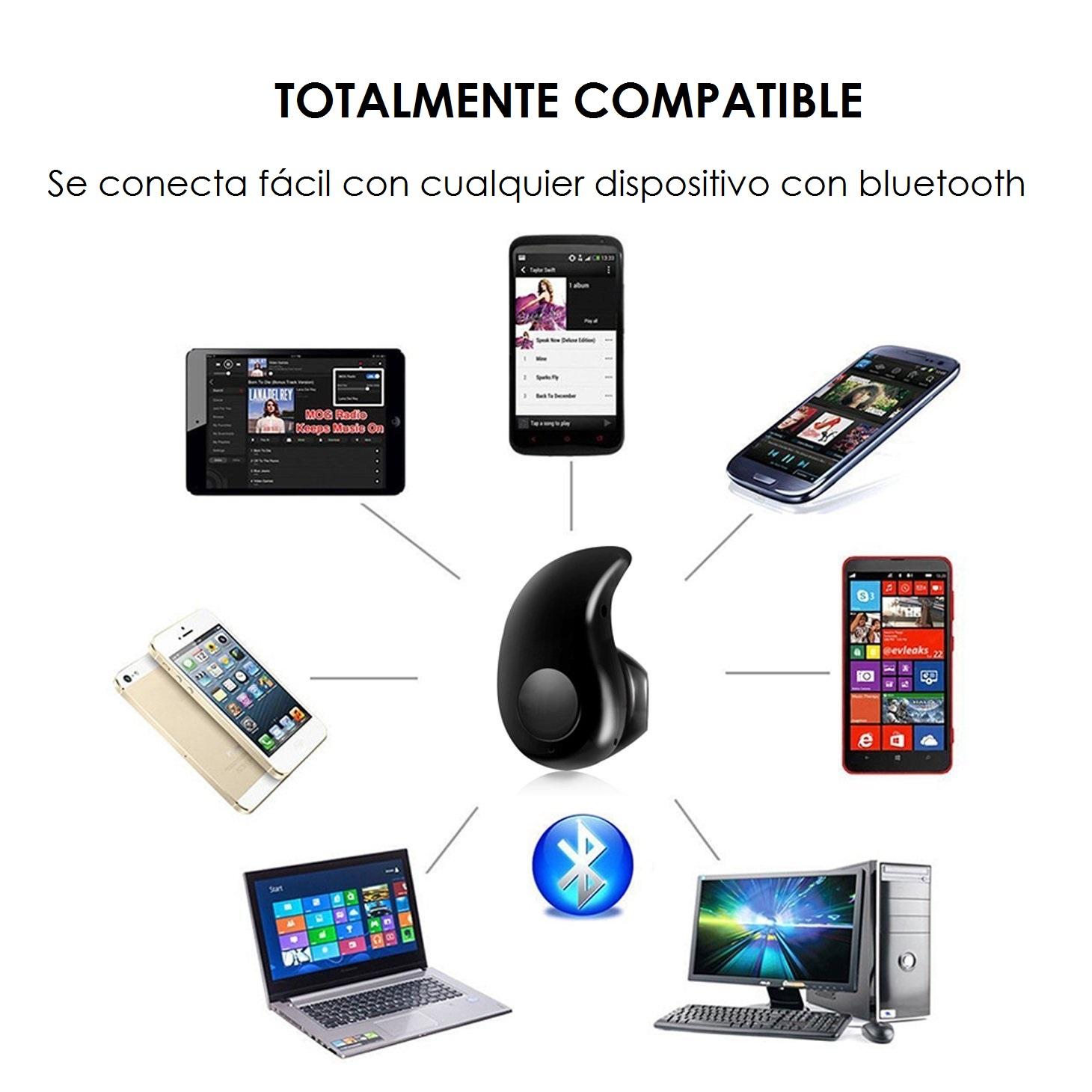 Auricular Bluetooth S530 Mini K 233 Mik E Commerce Guatemala