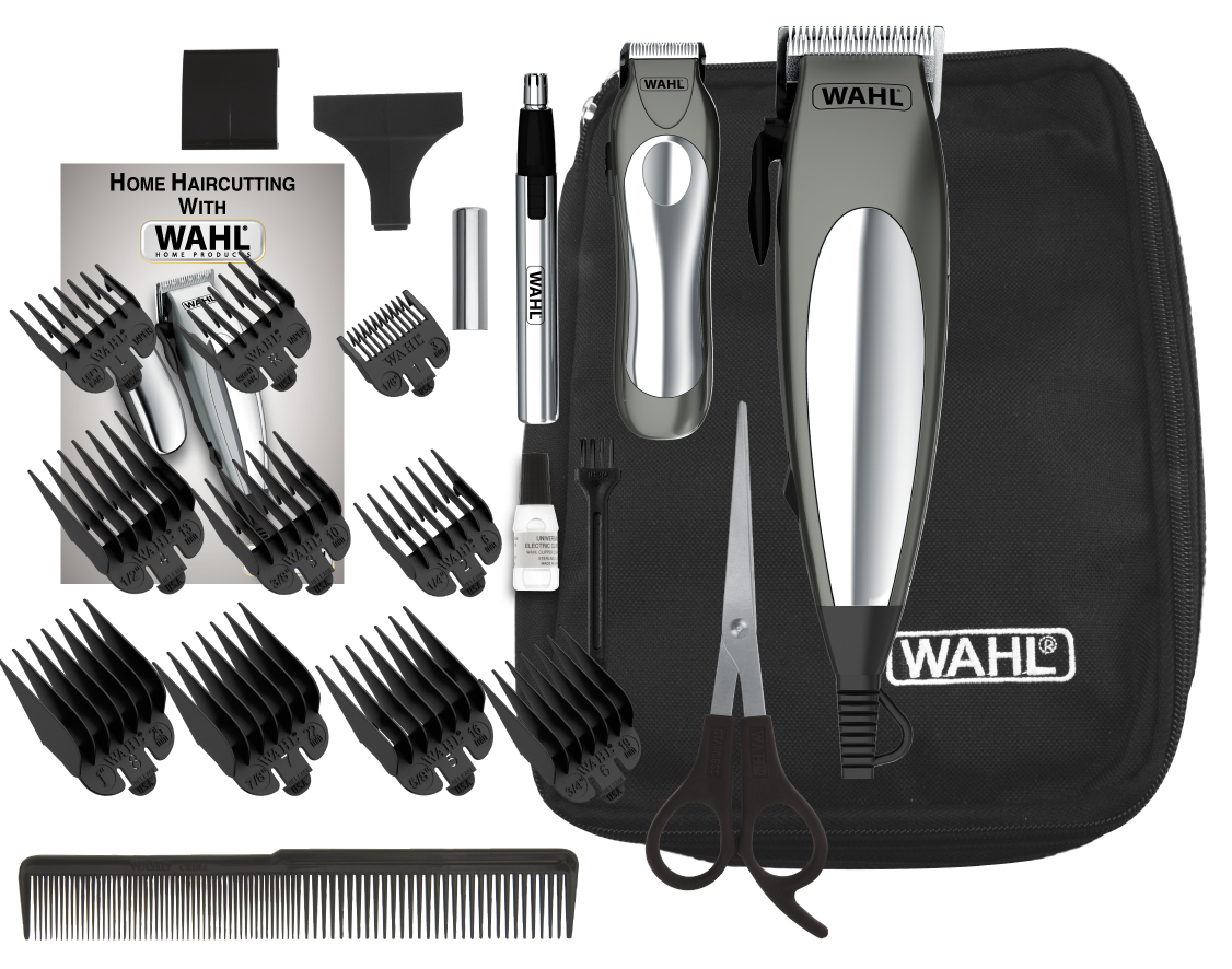 Maquina de cortar cabello wahl no corta