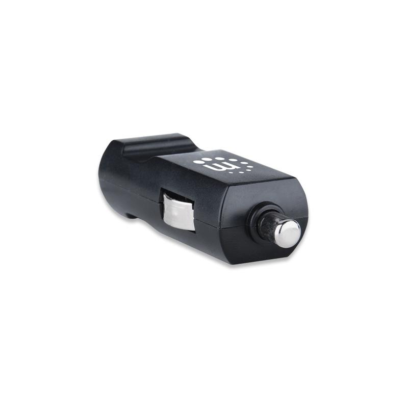 Cargador usb de 1 puerto para carro manhattan k mik - Instalar puerto usb en coche ...