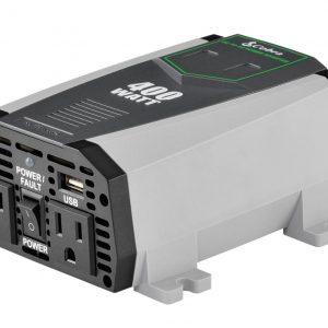 Inversor de Energia Cobra 400W con USB