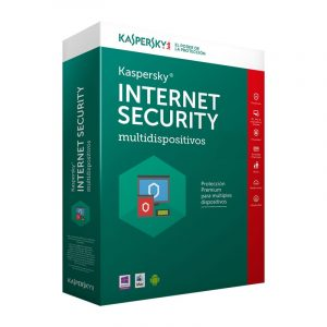 Antivirus Kaspersky Internet Security 3 dispositivos por 1 Año