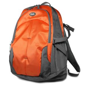 """Mochila para Laptop Marca Klip Xtreme de 15.6"""" Color Anaranjado"""