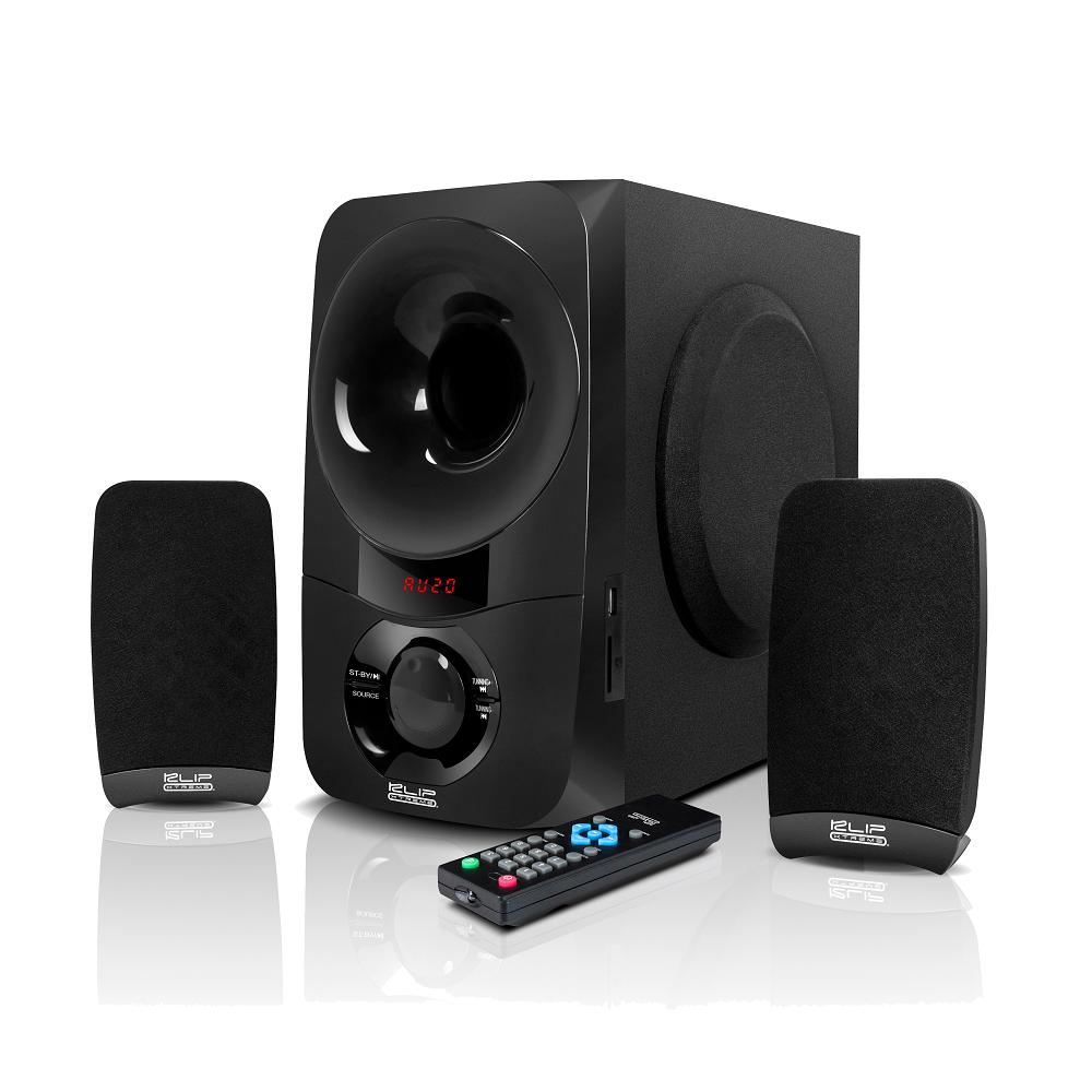 Bocinas Klip Xtreme Kws 650 2 1 Bluetooth 60w Usb Sd K 233 Mik
