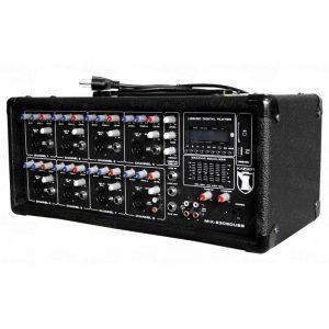 Consola Kaiser Mix-2308 C/ Negro