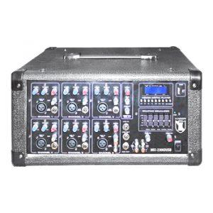 Consola Kaiser Mix-2306  Negro