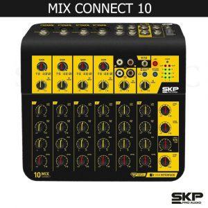 CONSOLA SKP 10 CAN./USB/4 MONO
