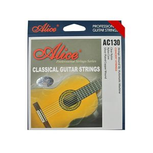 Cuerdas Alice para guitarra clásica