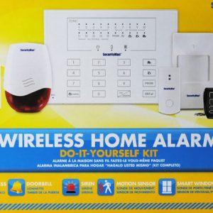 Sistema De Alarma Security Man Air Alarm 2