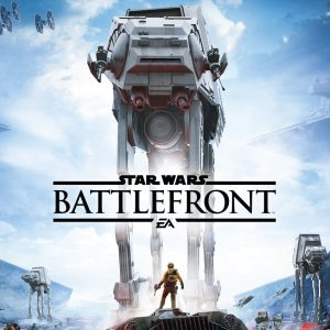 Videojuego Starwars battlefront PS4
