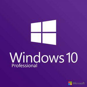 Microsoft Windows 10 Professional 64BITS OEM (Solo con Equipo Nuevo)