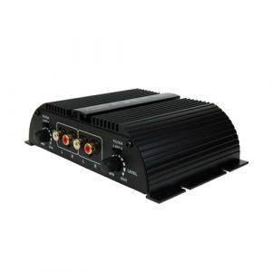 Amplificador Xxx 4 Canales 400W