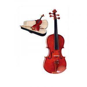 Violin Zebra 4/4 Con Estuche y Accesorios