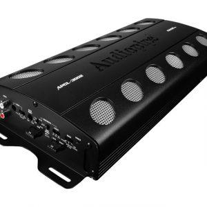 Amplificador Audiopipe P/Carro 1500W Clase Ab 2 Canales