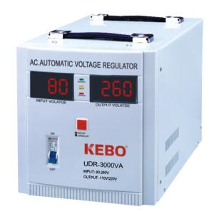 Regulador De Voltaje Kebo 3000VA