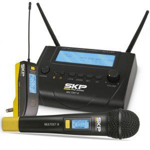 Headset SKP inalámbrico p/ instrumento