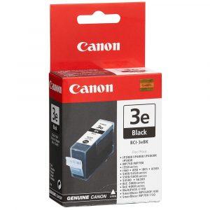 Cartucho Canon BCI-3EBKP Negro