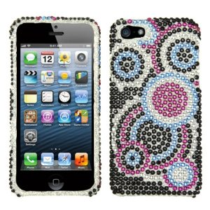 Case iPhone 5/5S Diamante Bubble