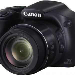 Cámara Digital Canon Powershot SX530 HS 16Mgpxl