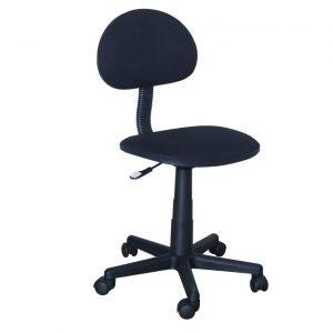 Silla Secretarial marca Xtech Color Negro