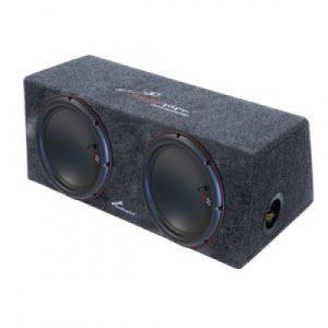 "Cajon Audiopipe 2 X 10"", 1000W"