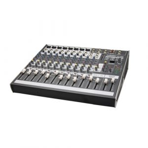 CONSOLA AUDIOPIPE 12 CAN. FX/MP3 PLAYER