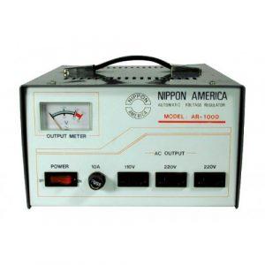 Regulador de voltaje Nippon America 1000W