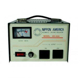 Regulador De Voltaje NIPPON AMERICA 500W