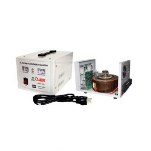 Regulador de Voltaje Nippon America con Servo 2000W