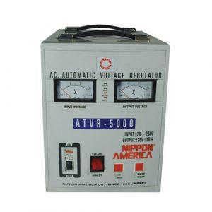 Regulador De Voltaje Nippon America 5000W