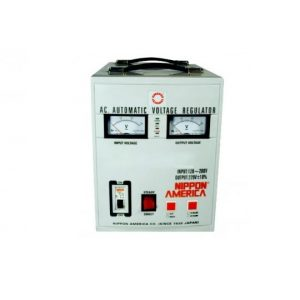 Regulador de voltaje Nippon America 8000W