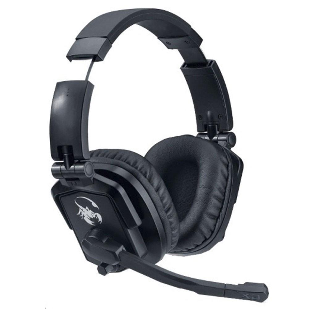 6b1d78f788a Audifonos Genius Gx Hs-G550 Lychas P/ Gamers - Kemik Guatemala