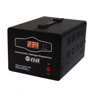 Regulador De Voltaje Nippon America 1 KVA