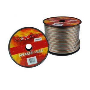 Cable XXX paralelo calibre 16, 1000' claro