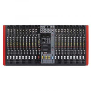 Consola Novik 20 canales MP3/USB/SD