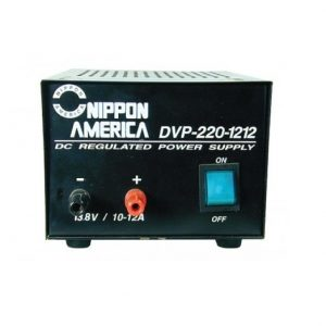 Fuente de poder Nippon America 12 Amp