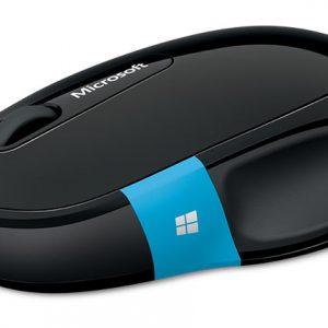Mouse Inalámbrico Microsoft Sculpt Comfort Color Negro