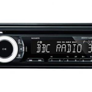 Radio Nakamichi Am/Fm/Cd/Mp3/Wma 50W