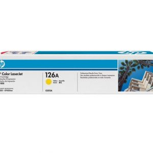 Toner HP CE312A Color Amarillo