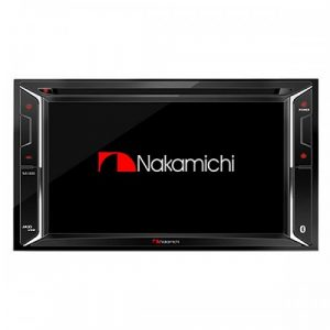 Radio Nakamichi 6.2'' Am/Fm/Mp3/Usb/Sd/Bluetooth / Tv