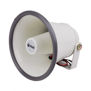 Trompeta NIPPON AMERICA 6'' 15W Blanca