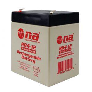 Bateria Nippon America 4amp 12V