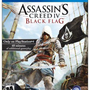 Videojuego Assassins Creed IV Black Flag Ps4