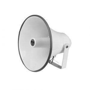 Trompeta NIPPON AMERICA 12'' 8 OHMS 80W Blanca