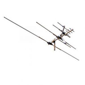 Antena N. A. para TV exterior de 13 elementos