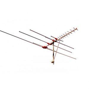 Antena N. A. para TV exterior 15 elementos